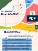 La Clase Inversa y El Khan Academy