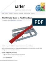 The Ultimate Guide to Revit Shortcuts - Arch Smarter