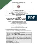 Clase Fin 1 - Industrialización en El Continente Europeo - Clase