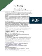 Price Action Techniques