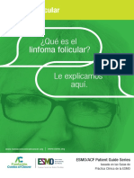 Linfoma Folicular. Informacion Para Pacientes