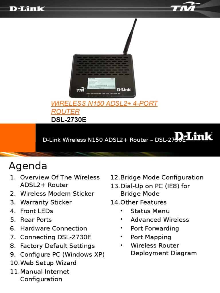 D-link N150 Wireless Router Configuration Download