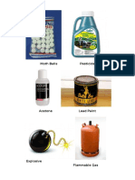 Useful and Harmful Materials
