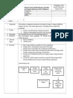 Sop Koordinasi Dan Komunikasi Antara Pendaftaran Dengan Unit Terkait
