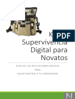 Kit de Supervivencia Digital Para Novatos