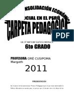 CARPETA CHUPACA