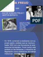 Anna Freud Presentacion