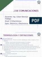 Introduccion Sistemas de comunicaciones