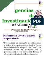 Actos de Investigacion I