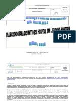 Anexo N° 3.1 - Cronograma de actividades - plan de mantenimiento equipos biomedicos