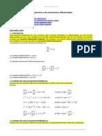 Introduccion Ecuaciones Diferenciales