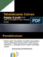 Tatalaksana Cairan Pada Syok.pptx