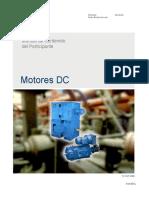 TX-tgp-0006 Mp Motores Dc