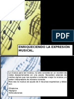 Enriqueciendo La Expresión Musical