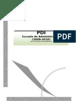 PDI(2008 2010) Administracion