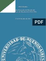 Programa II JD