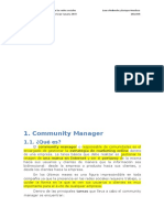 Tema 2. Community Manager