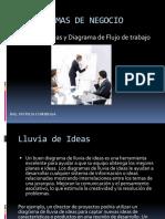 Lluvia de Ideas y Flujo de Trabajo