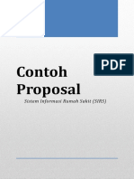 Proposal Penawaran Software Aplikasi Sistem Informasi Manajemen Rumah Sakit Aplikasi Sirs Software Sirs