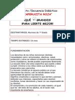 Proyecto+CAPERUCITA+ROJA