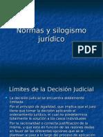 El Silogismo Jurídico