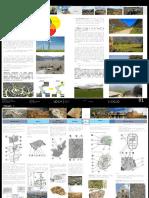 Desarrollo Sostenible y Rural, Chandigar, La Plata y Curitiba