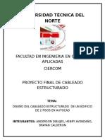 proyecto-cableado estructurado