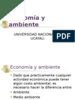 Econom y Ambiente