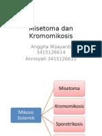 Misetoma dan Kromomikosis.ppt