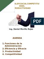 Eficiencia,eficacia,competitividad