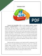 CSR on Mahindra & Mahindra