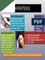 pamflet hipertensi