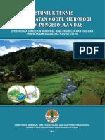 Perdirjen BPDASPS No.2 Tahun 2015 Ttg Juknis Pemanfaatan Model Hidrologi Dalam PDAS