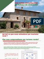 El turisme rural a Catalunya