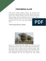 FENOMENA ALAM YANG BARU TERJADI 2.docx