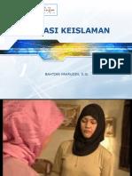 MOTIVASI KEISLAMAN