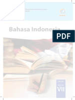 Kelas VII Bahasa Indonesia BS