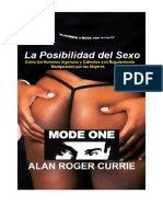 Alan Roger-Mode One La Posibilidad Del Sexo