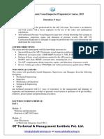 API 510, 2015