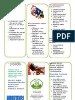 2. Hipertensi Leaflet