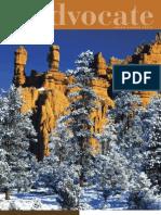 Winter 2010 Colorado Plateau Advocate