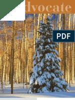 Winter 2009 Colorado Plateau Advocate