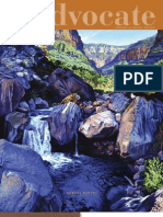 Summer 2008 Colorado Plateau Advocate