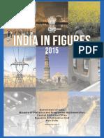 India in Figures-2015
