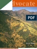 Summer 2005 Colorado Plateau Advocate