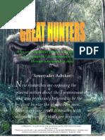Great Hunters