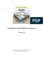 Segger Embedded Studio Manual