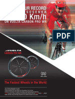 Vuelta Wheels Catalog 2009