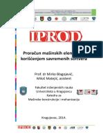 UNIKG - Calculation of Machine Element Using Modern Software