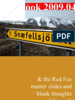 Red Fez Playbook, April 2009 II